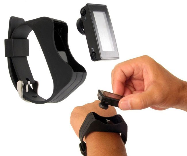 Bluetooth Wristwatch Headset