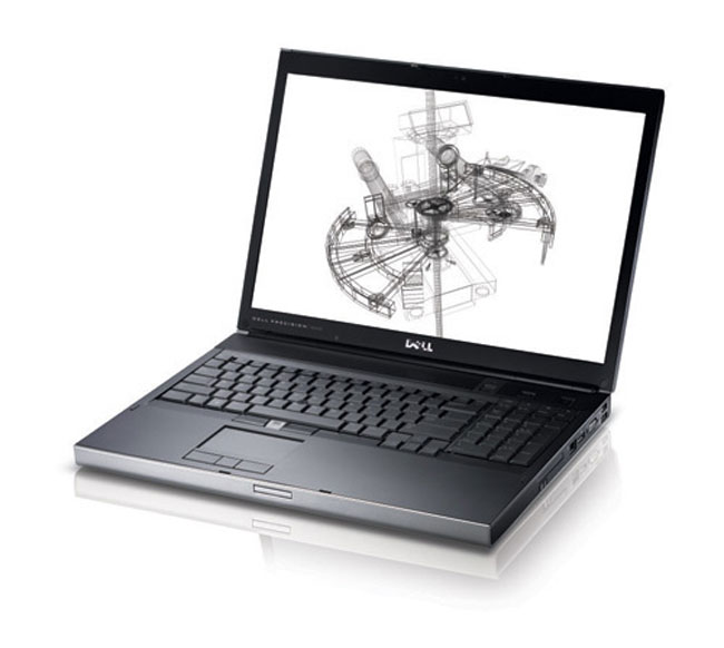 Dell Precision M6500 17 Inch Notebook Comes With 32GB Of RAM