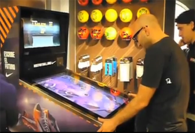 Digital LCD Pinball Machine