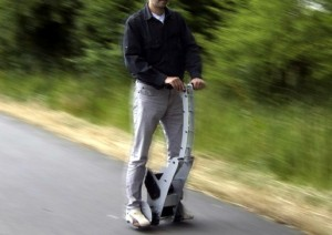 Ewee-PT is a German Segway Lite