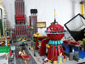 Futurma Lego World