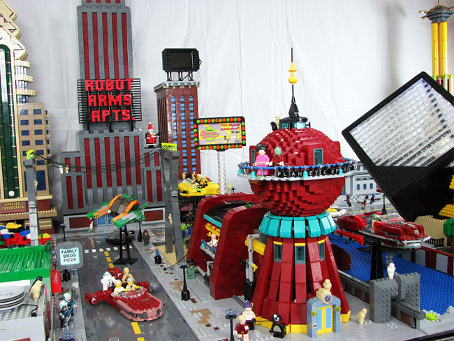 Futurma Lego World
