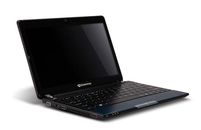 Gateway LT32 Netbook Announced
