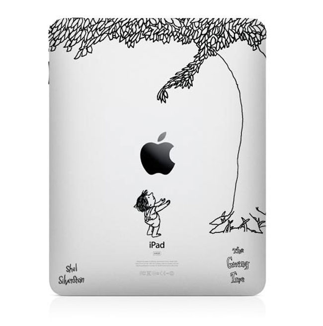 The Giving Tree Quotes | Giving Tree Ipad Decal