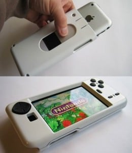 gPod iPhone Gamepad Case