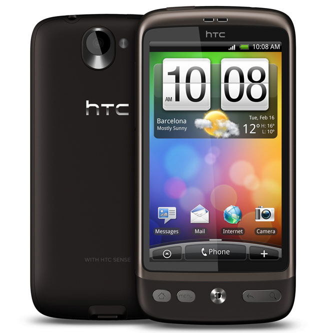 HTC Desire To Get Android 2.2 (Froyo) This Weekend In Europe
