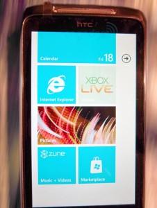 HTC Windows Phone 7 Smartphone