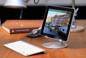 Just Mobile Xtand iPad Stand