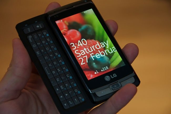 LG To Release A Number Of Windows Phone 7 Smartphones By End Of 2010