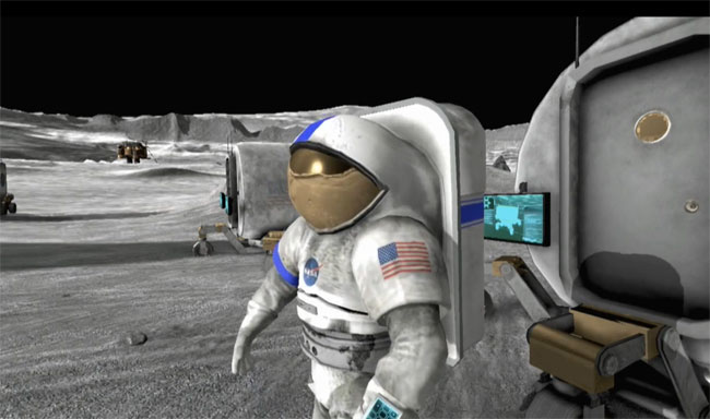 NASA Moonbase Alpha