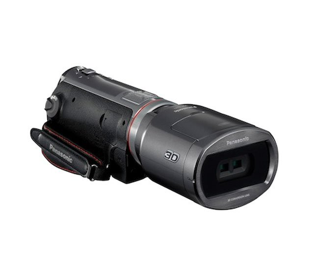 Panasonic HDC-SDT750 3D Camcorder Gets Official