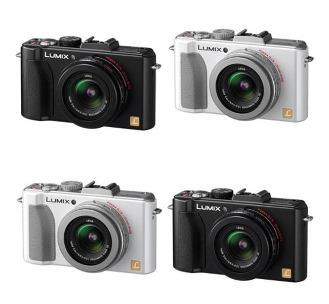 Panasonic Lumix LX5 Compact=