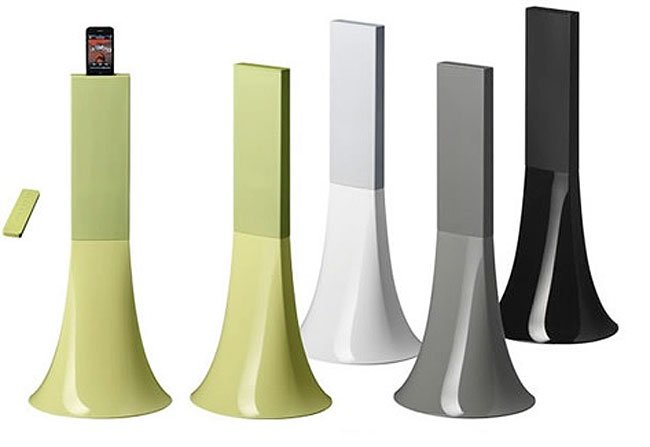 parrot s philippe starck zikmu speakers
