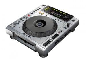 Pioneer-CDJ-850-Media-Player