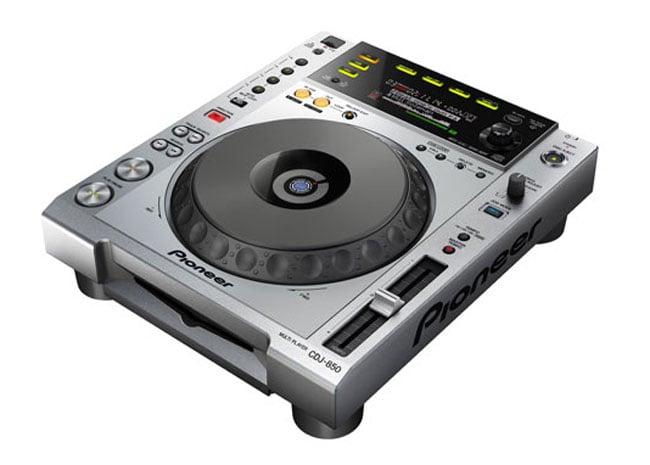 Pioneer CDJ-850 Media Player