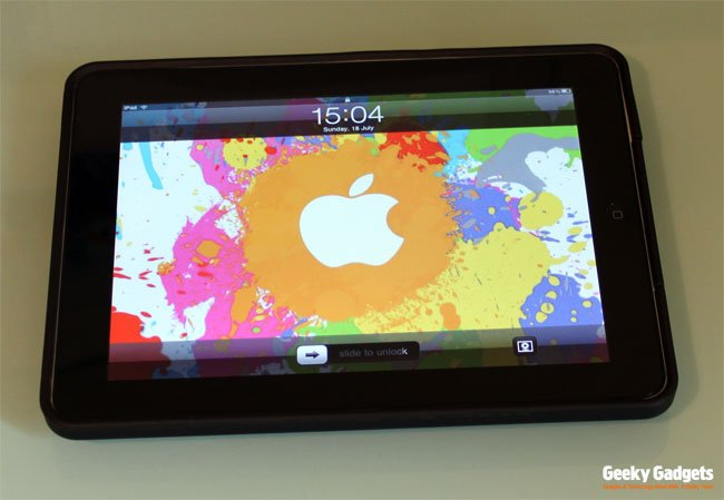 Speck SeeThru Satin iPad Case Review
