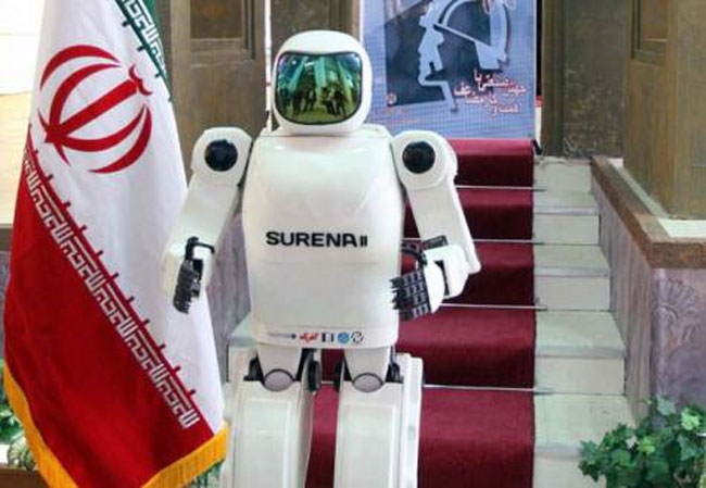 Watch Out Asimo Here Comes Surena