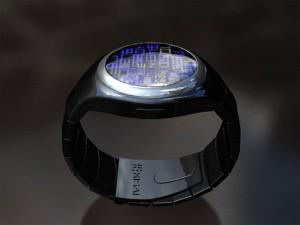 Tokyoflash Space Digit Watch Concept