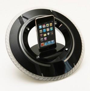Tron Legacy iPod Dock