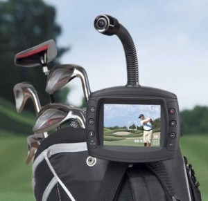 V-Swing Video Recorder Helps You Improve Your Golf Swing