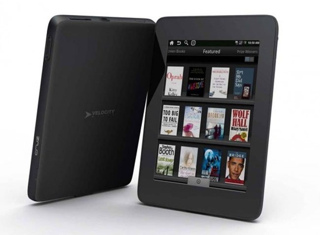 Velocity Micro Cruz Android eReader Tablets