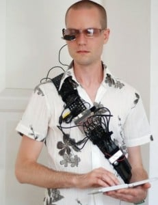 Swede Builds Wearable Computer