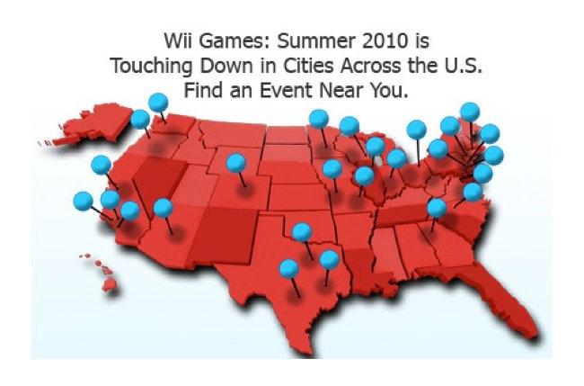 Wii Games Summer 2010