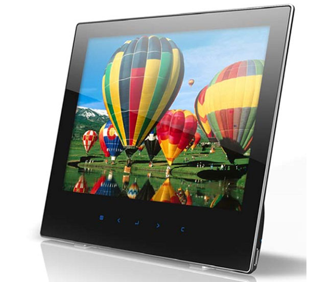 Win Accord 10 Inch Digital Photo Frame Doubles As A USB Monitor