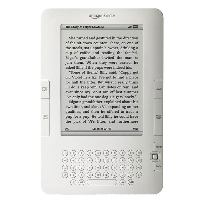 Amazon Kindle Sold Out, New Model On The Way?