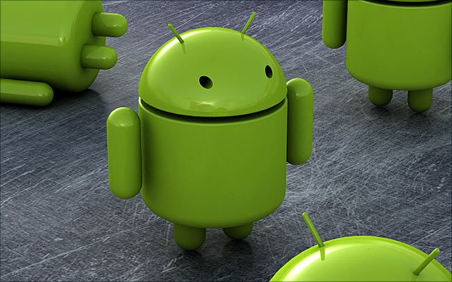 Google Android Smartphone Market Share Increases