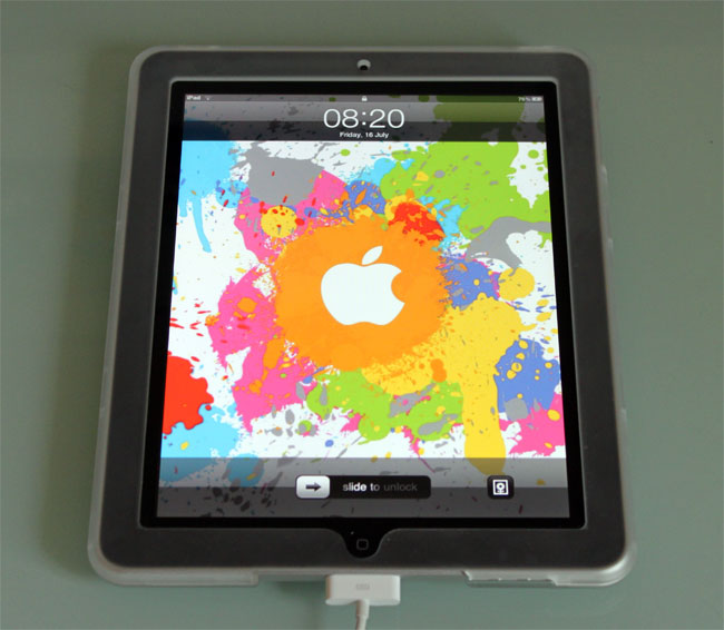 Apple Releases iOS 3.2.1 For iPad