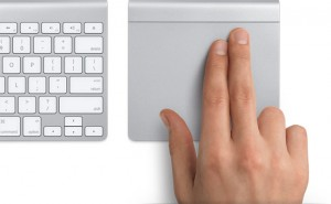 Apple's New Magic Trackpad