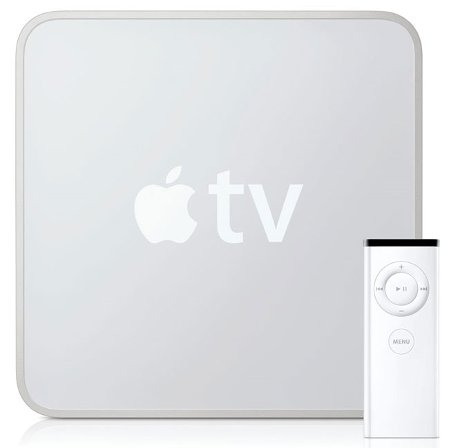 Apple Working On A New Apple TV?