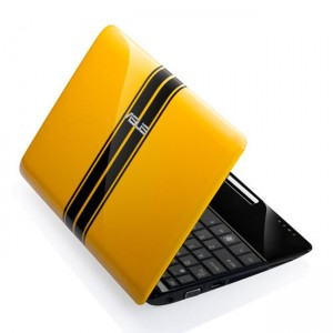 Asus Launches Colorful Eee PC 1001PQ Netbook