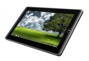 Asus Eee Pad Drops Windows 7 In Favor Of Android