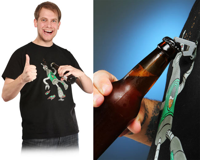 The Beerbot-t-shirt