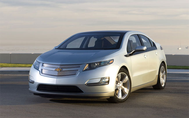 Chevy Volt Now Available To Pre-Order For $41,000