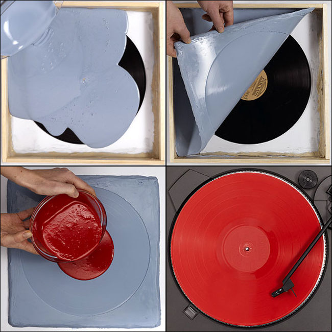 copy vinyl records