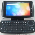 Logitech diNovo Adds Keyboard And Touchpad To Dell Streak (Video)