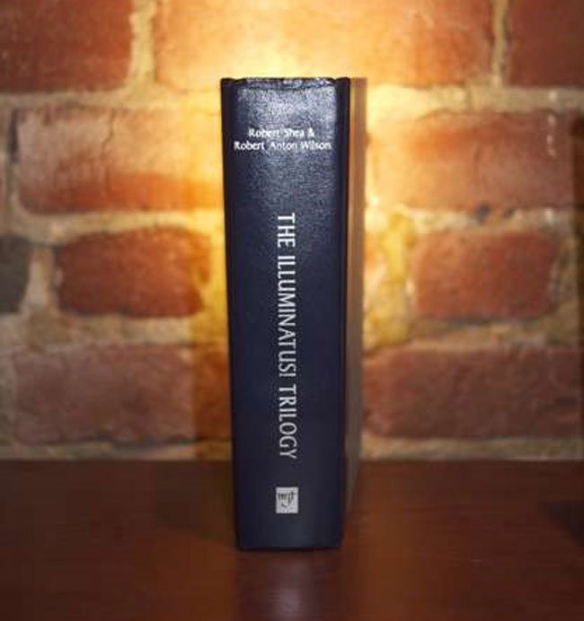 The DIY Book Lamp