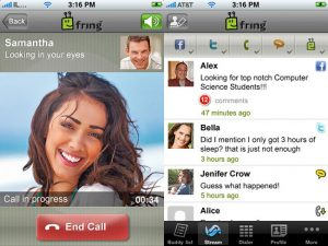 Fring Brings 3G Video Calls To The iPhone 4