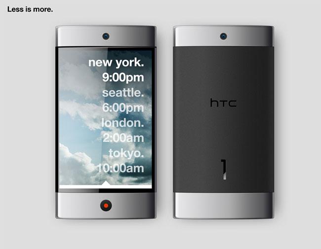 HTC1 Smartphone Concept