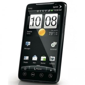 Sprint HTC EVO 4G Getting Android 2.2 August 3rd