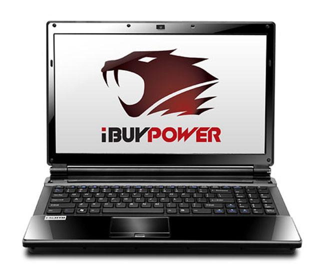 iBuypower Battalion 3D Gaming Notebook