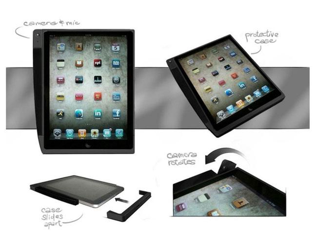 iPad Camera Case