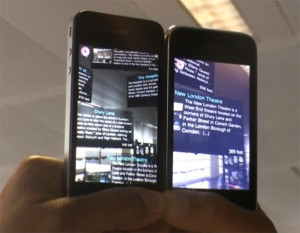 iPhone 4 Gyroscope