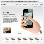 iHand Will Solve All Your iPhone 4 Reception Issues (Humor)