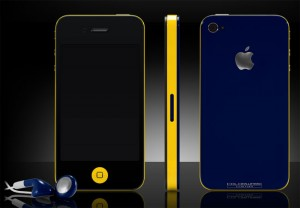 iPhone 4 Gets The Colorware Treatment