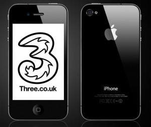 iPhone 4 UK Now Available On Three