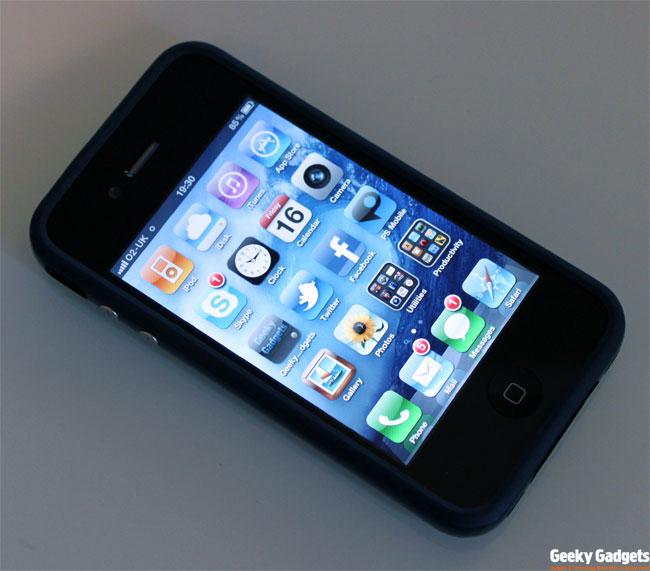 iPhone 4 Bumper Case Review